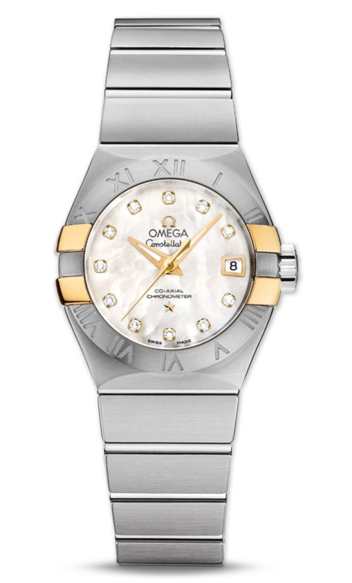 Omega Constellation White Dial Copy Watches UK
