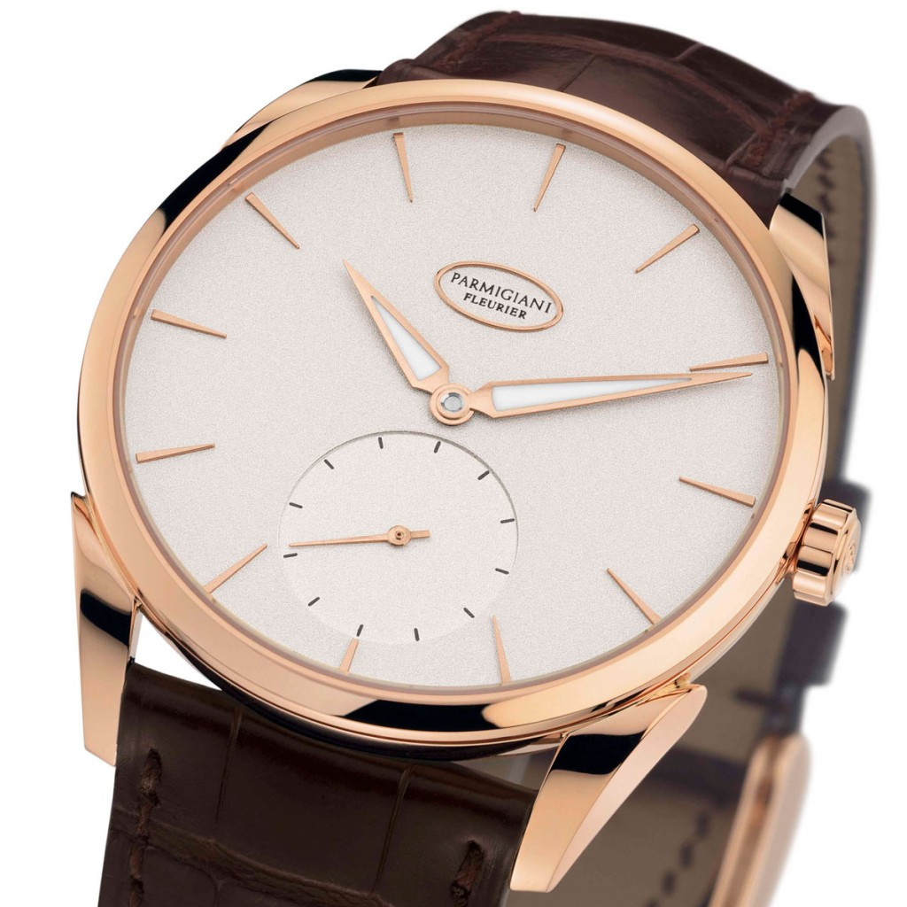 Parmigiani Tonda 1950 Rose Gold Mens Watches replica