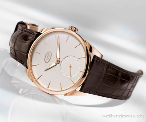 Parmigiani Tonda 1950 Rose Gold Mens Watches replica2