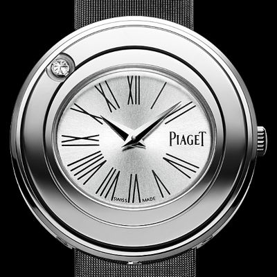 Piaget Possession White Gold Diamond Ladies Watches replica