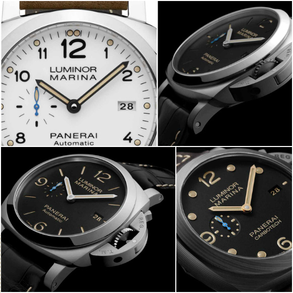 Gold-pointer-replica-panerai-luminor-1950