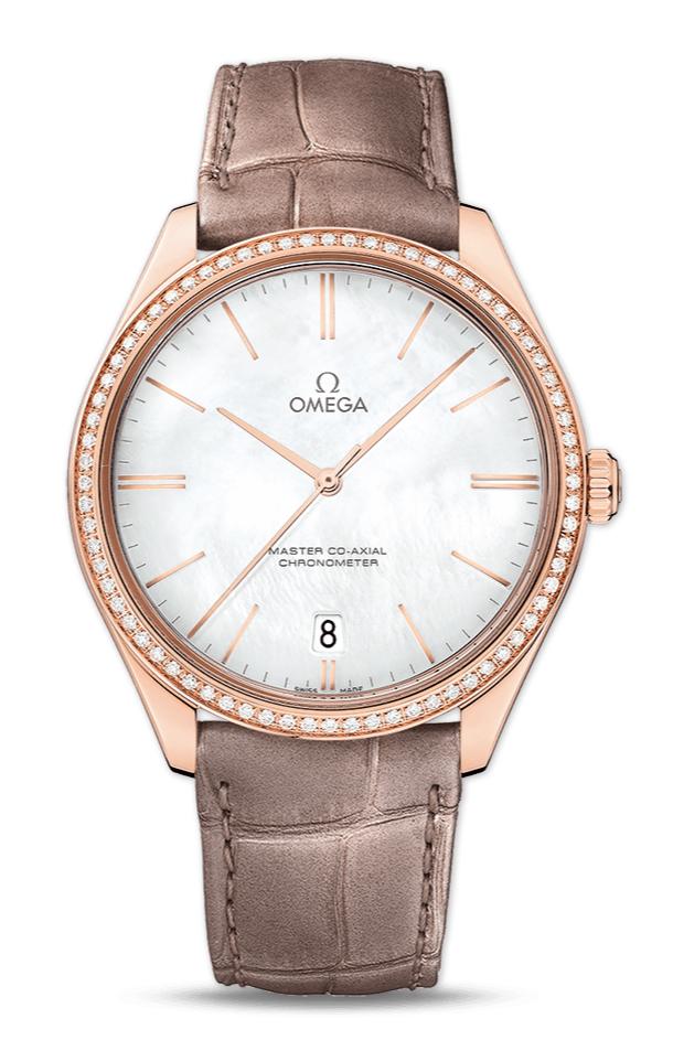 Sedna Gold Hands Copy Omega De Ville Trésor Watches