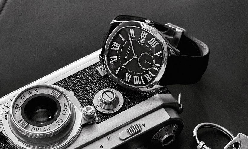 Replica Drive De Cartier Watches