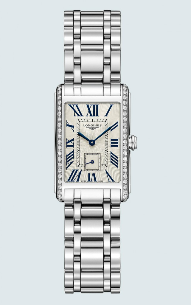 Replica Longines DolceVita Watches With Blue Hands