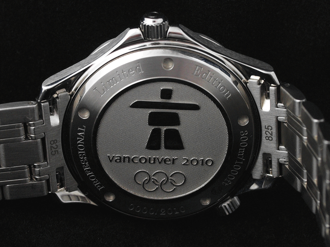 "Copy Omega Seamaster Diver 300M ""Vancouver 2010"" Limited Watches"