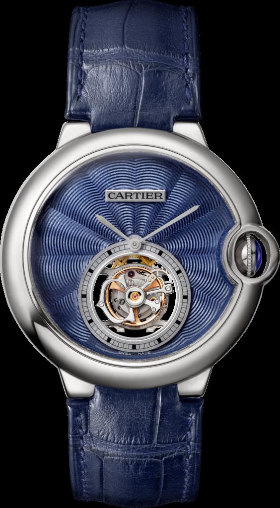 Steel Hands Ballon Bleu De Cartier Replica Watches