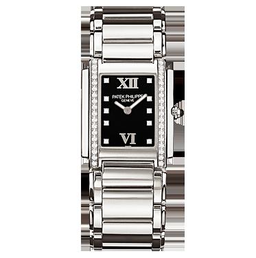 Patek Philippe Twenty~4® Replica Watches With Balck Dials