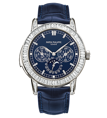 Patek Philippe Grand Complications Chronograph Replica Watches