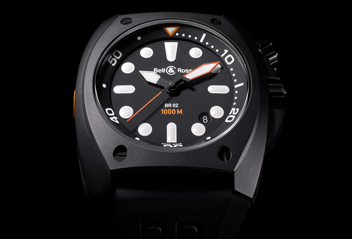 Bell & Ross Marine BR 02-92 Copy Watches