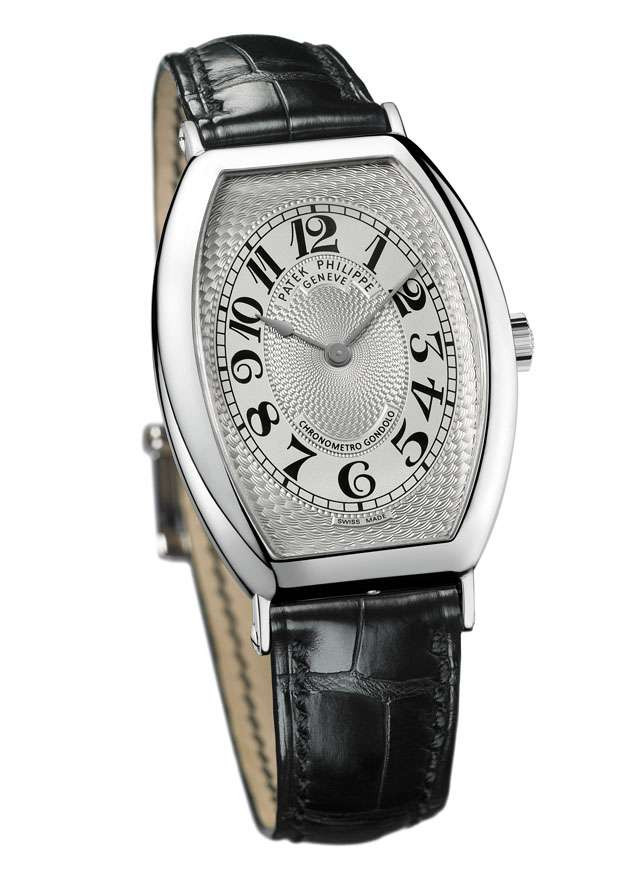 Patek Philippe Gondolo Replica Watches With White Dials