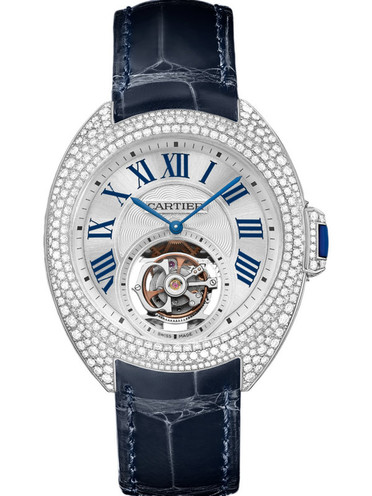 Their tourbillon devices are set at 6 o'clock, making the timepieces be more accutare.