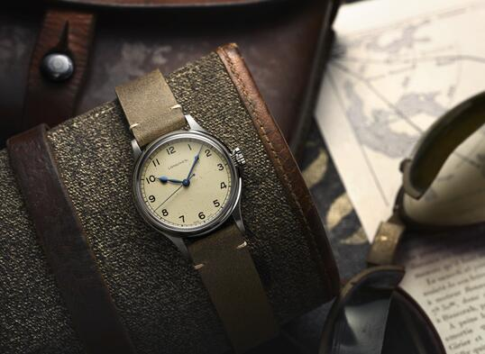 This timepiece has reproduced the essence of the original model.