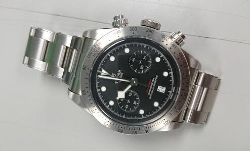 Tudor Black Bay timepieces have become more and more popular in recent years.