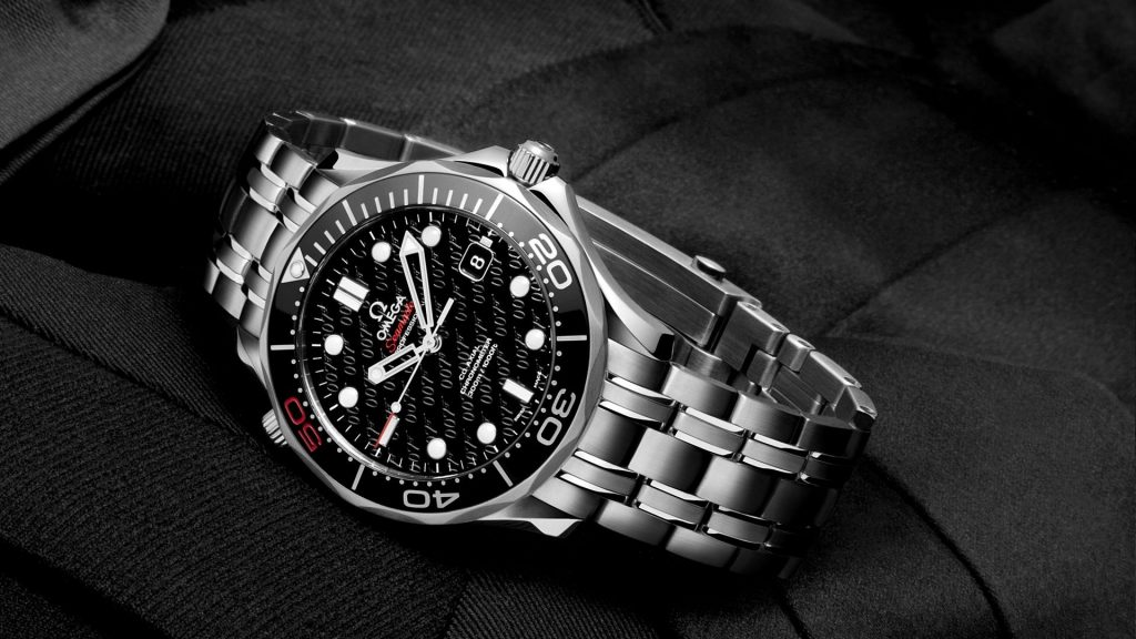 The Omega Seamaster 007 series special edition has been favored by the film fans and watch fans.