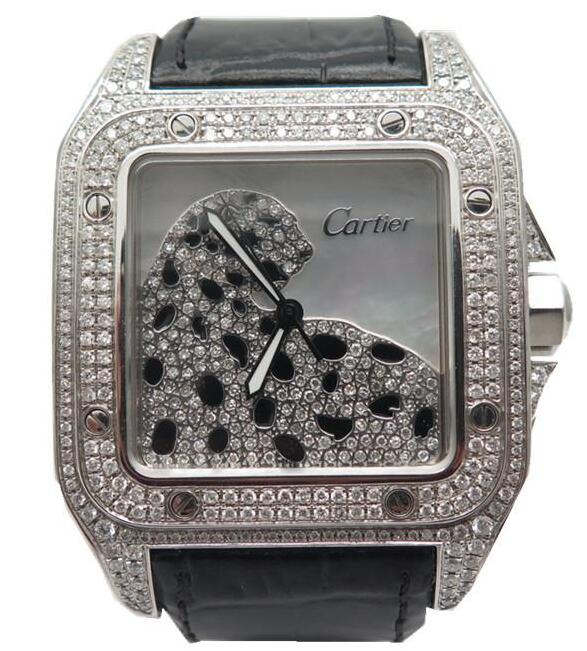 Forever knock-off watches for best sale are decorated with showy diamonds.